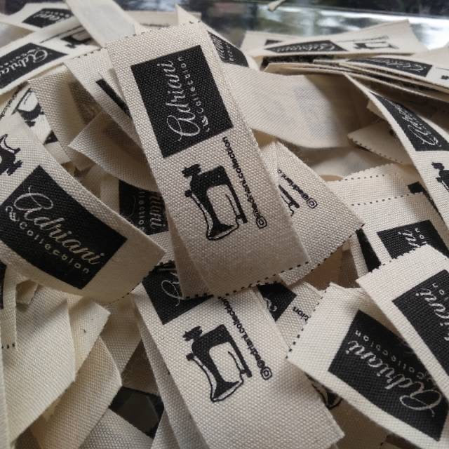 Cotton Clothing Labels - Ecofrenli.com