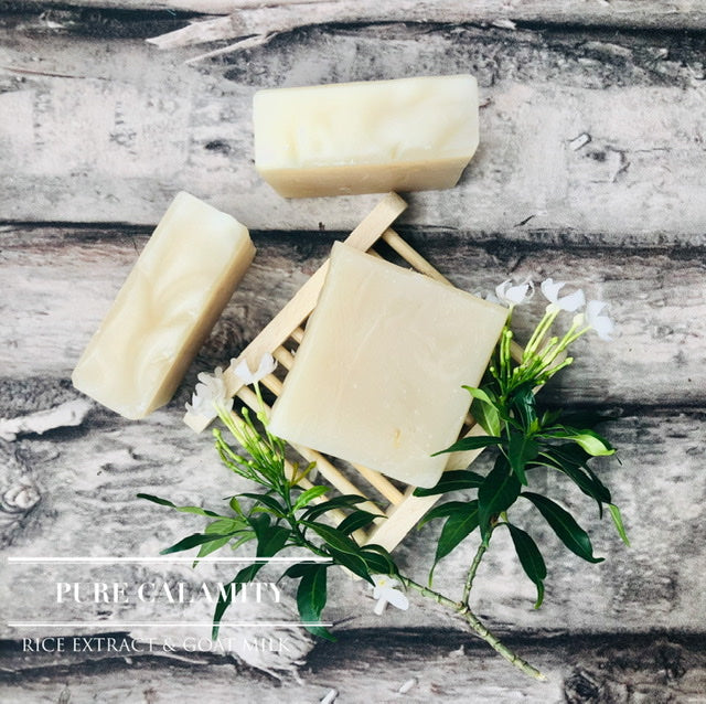Rice Milk Soap bar - Ecofrenli.com