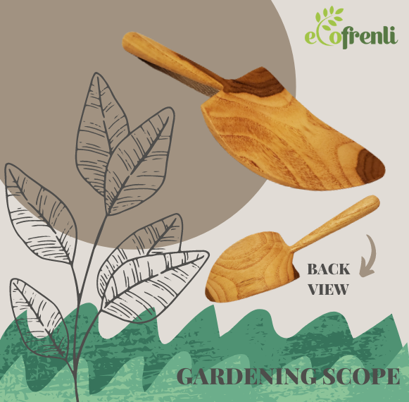 Wooden Gardening Scope Tool - Ecofrenli.com