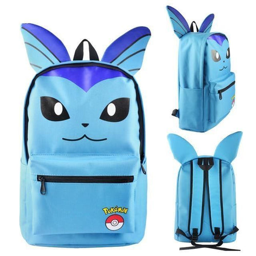 cartable pokemon pikachu, Cartable Pokemon <br>Aquali</br> - frpokemon1
