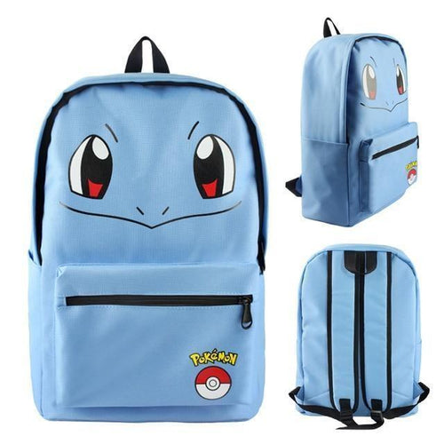 cartable pikachu carrefour, Cartable Pokemon <br>Carapuce</br> - frpokemon1