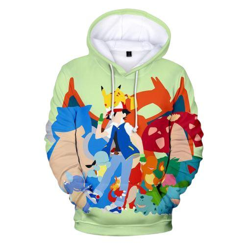 sweat pikachu naruto, Sweat Pokemon <br>Sacha</br> - frpokemon1