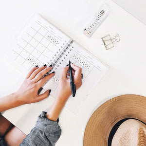 THE LAZY GIRLS GUIDE TO SETTING GOALS AND ACTUALLY STICKING TO THEM with ADAM from MiGOALS | #InstaUnplugged