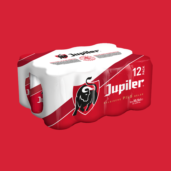 Jupiler 12 x 35,5cl - Jupiler Shop