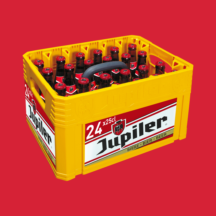 Jupiler 24 x 25cl - Jupiler Shop