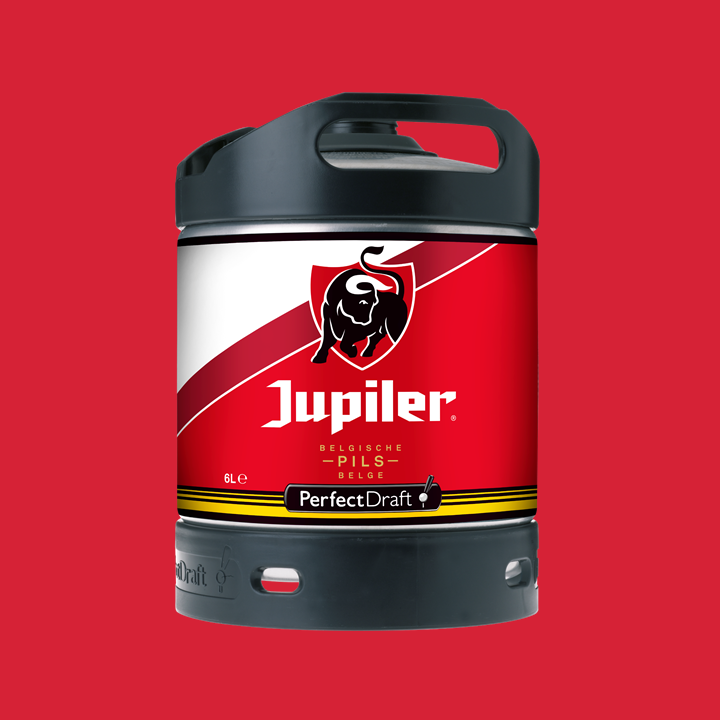 Jupiler 6L Perfect Draft - Jupiler Shop