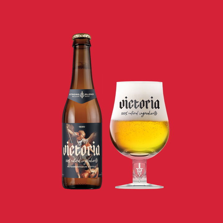 Victoria 24 x 33cl - Jupiler Shop