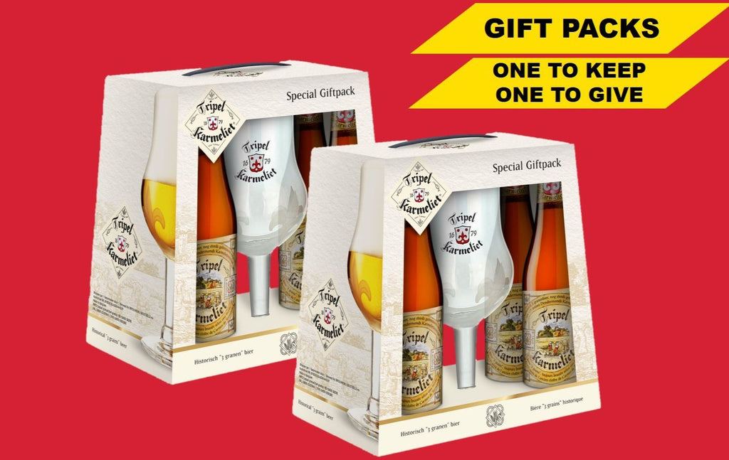 Tripel Karmeliet Gift Packs - Jupiler Shop