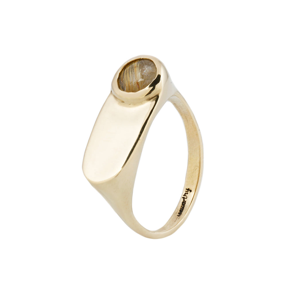 ESPOSITA RING - BRASS