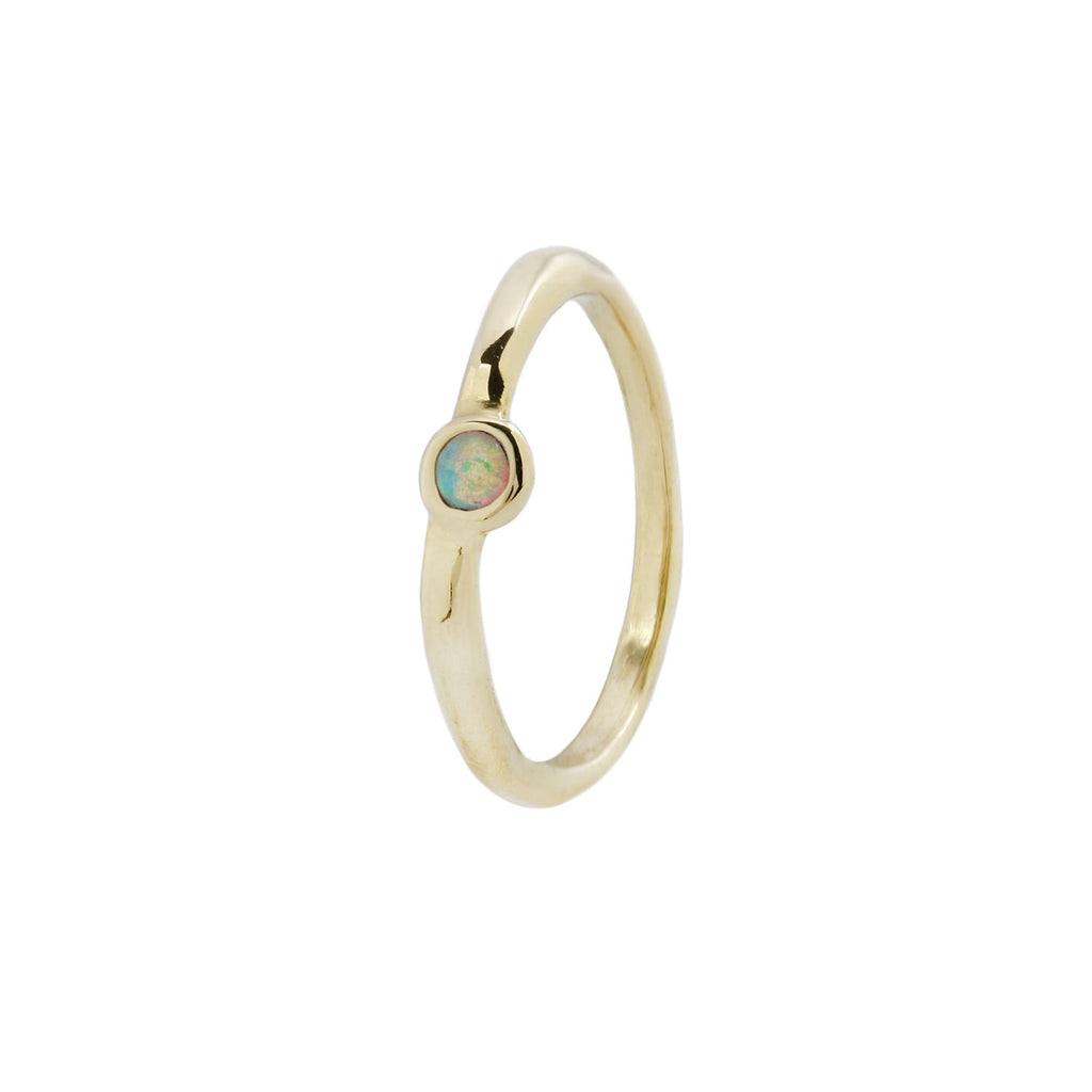 DROPLET RING - GOLD