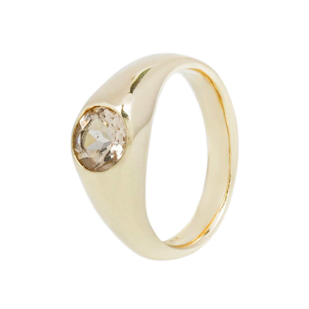 ASTRID RING - MORGANITE