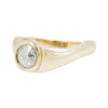 EMMELINE RING SET - 14K GOLD & ROSE CUT DIAMOND