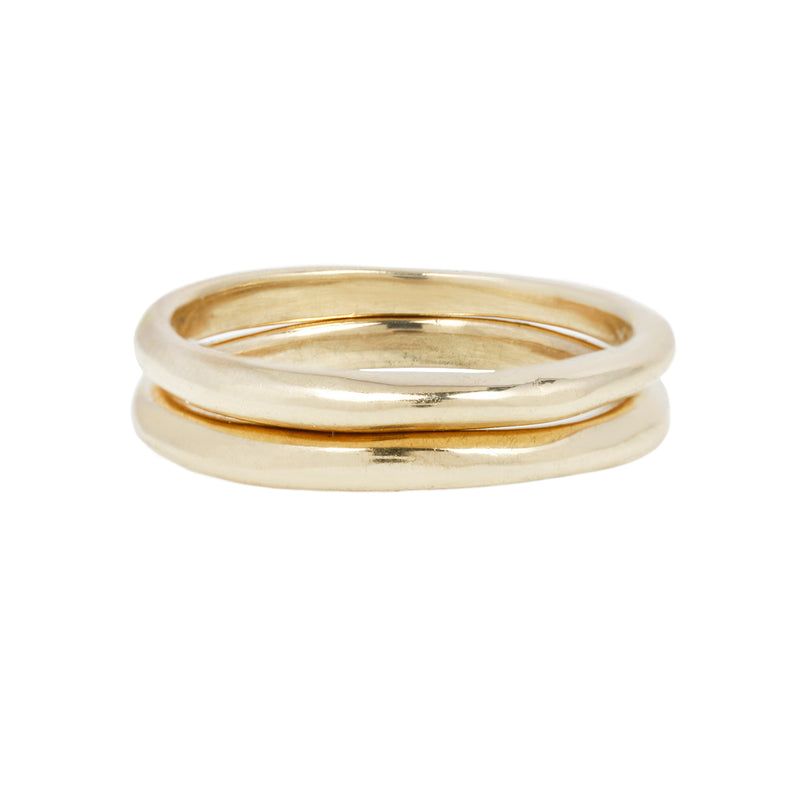CONDENSATION RING - GOLD