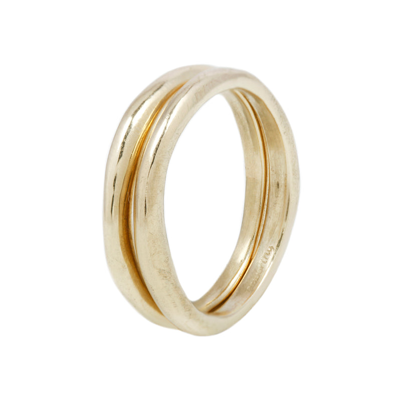 CONDENSATION RING - GOLD (Ready To Ship)