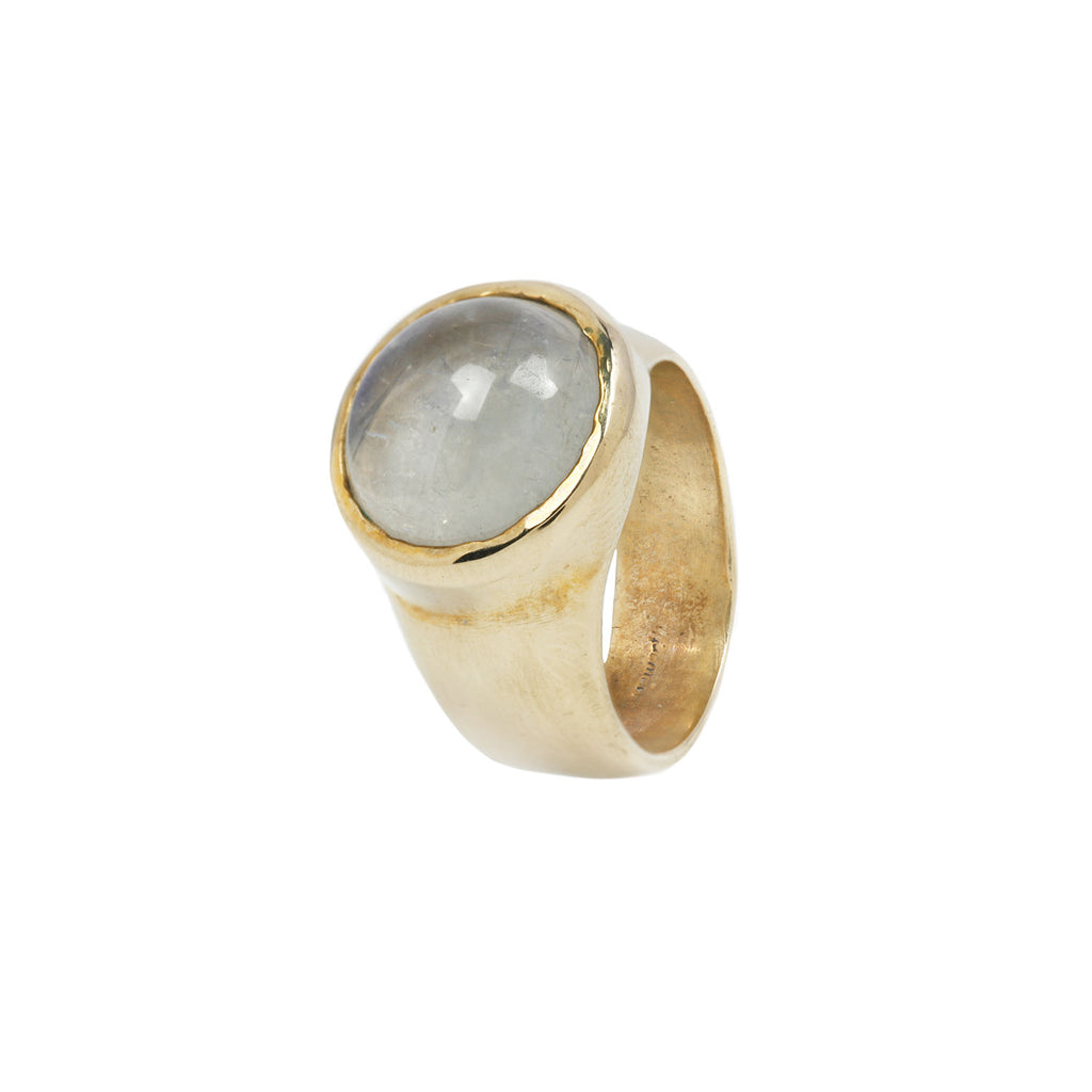 RISE RING - BRASS