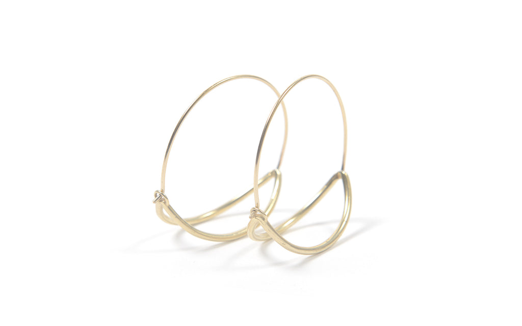 KIYA HOOP EARRINGS