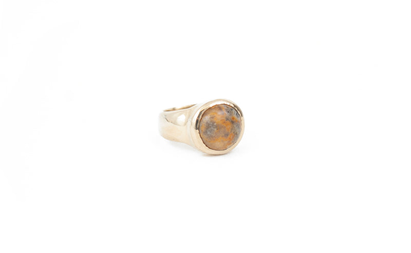 RISE RING - AGATE ONE OF A KINDS