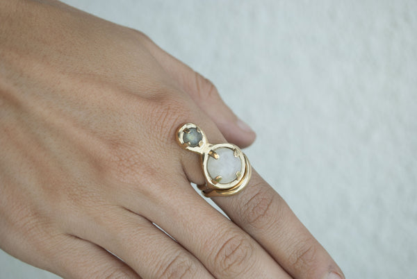 JUIN RING - STERLING SILVER