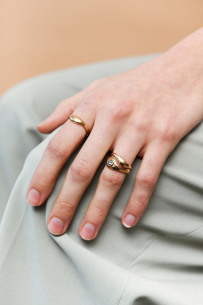 Emmeline Ring Commitment Collection