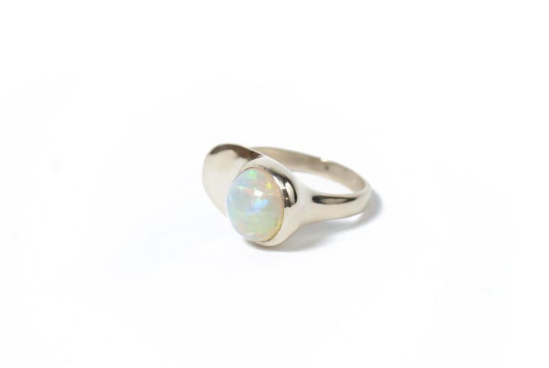 ESPOSA RING -  GOLD WITH OPAL