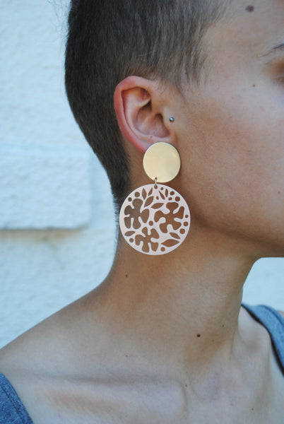 Limited Edition: FLEUR EARRINGS