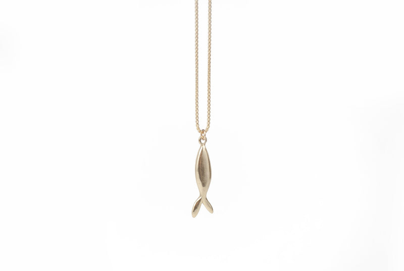 SARDINE NECKLACE - SAMPLE SALE
