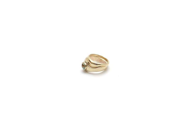 EMMELINE RING SET - BRASS