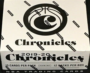 2 RANDOM TEAMS: 2019_20 Panini Chronicles Basketball Fat Pack Box ID 20CHRFATBOX105