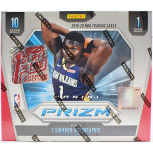 Target Investment 2019/20 Panini PRIZM 1st off the Line Hobby Basketball Box ID GIPRIZMBSK101