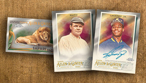 PACK WARS!! WIN YOUR OWN BOX OF 2020 TOPPS ALLEN GINTER CHROME ID AGCBOXWAR102