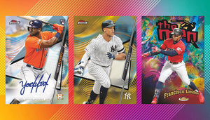 2 RANDOM TEAMS: 2020 Topps Finest Baseball ID 20FINESTBB122