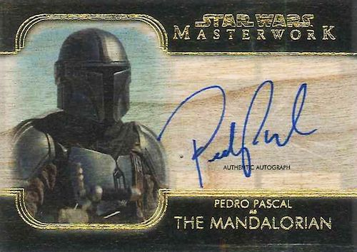 BOX 6 OF CASE Buy a DIGITAL TRADING CARD, plus oppotrunity at 2020 Topps Star Wars Masterwork Hobby ID 20MASTERWORK706