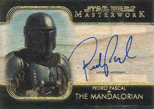 BOX 8 OF CASE Buy a DIGITAL TRADING CARD, plus oppotrunity at 2020 Topps Star Wars Masterwork Hobby ID 20MASTERWORK708