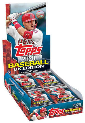 Instant Pack Rip UK EDITION: 2020 Topps Update Baseball UK EDITION! ID 20TOPPSBBUKED116