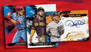 Purchase 2 Teams: 2021 Topps Inception Baseball Hobby ID 21INCEPTION213