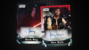 Purchase 5 checklist characters: 2021 Topps Star Wars Signature Series Box ID 21SWSS104