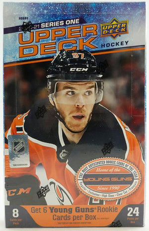 2 RANDOM TEAMS: 2020_21 Upper Deck Series 1 Hockey Hobby ID 21UDHOCK111