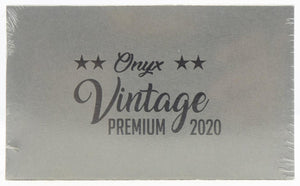 Purchase 2 Players: 2020 Onyx Vintage Premium Baseball Hobby ID 20VNTPREM117