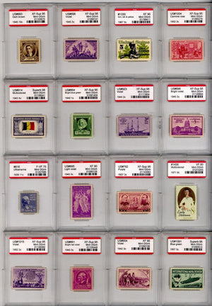 EVERYBODY GETS A STAMP, please read description: 2020 Hit Parade Graded Stamp Edition Series 1 ID GRDSTAMPS120