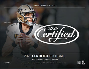 PICK YOUR OWN DIVISON BREAK: 2020 Panini Certified Football ID 20PANCERTPD201