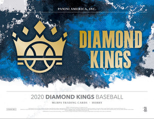 INSTANT PACK RIP: 2020 Panini Donruss Diamond Kings Hobby ID 20DKIPR304