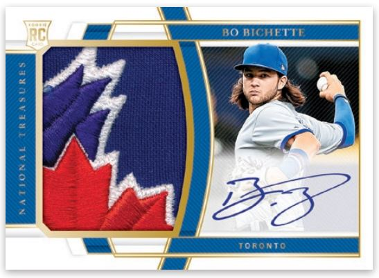 20 SPOT NUMBERS BREAK: 2020 Panini National Treasures Baseball ID SNBRKNT403