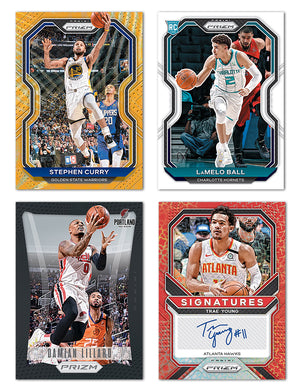 INSTANT PACK RIP 2021 Panini Prizm Basketball Hobby ID 21PRIZMIPR100