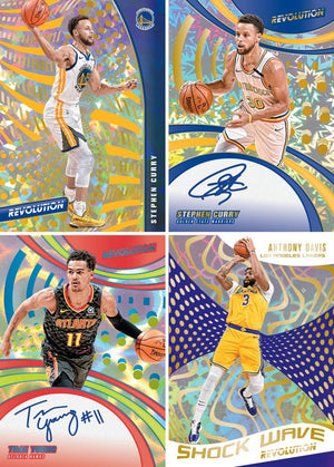 Purchase 2 TEAMS: 2020/21 Panini Revolution Basketball ID 21REVBSK2T208