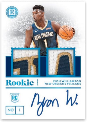 PRICE DROP 3 RANDOM TEAMS: 2019_20 Panini Encased Basketball Hobby ID 20ENCBSK106