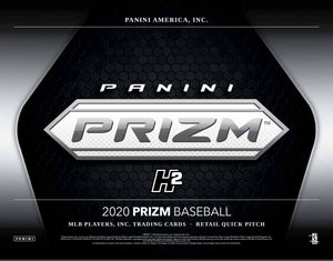 EVERYBODY GETS A PACK: 2020 Panini Prizm Quick Pitch Baseball ID QUICKPITCH102