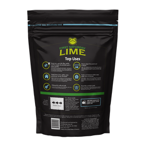 First Saturday Lime - 20lb Insect Repellent