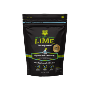 First Saturday Lime - 5lb  Insect Repellent