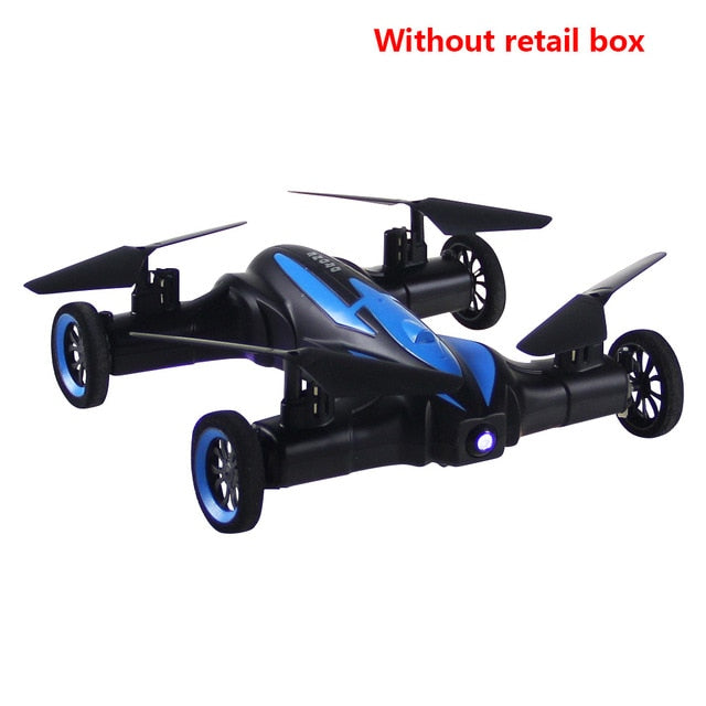 2 In 1 Quad Copter  (Car cum Drone)