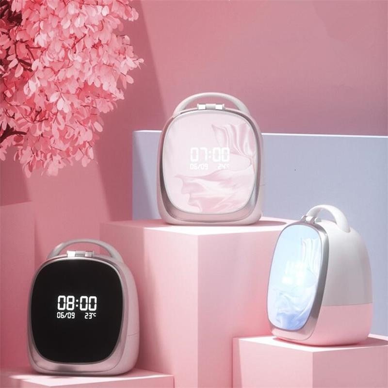 Smart High-end Cosmetic Storage Box with LED Mirror